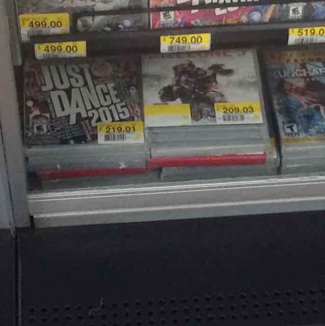 Walmart Cd. Judicial Puebla: juegos para PS3 desde $209.03