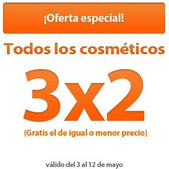 Chedraui: 3x2 en todos los cosméticos, 20% menos en leche Nido y más