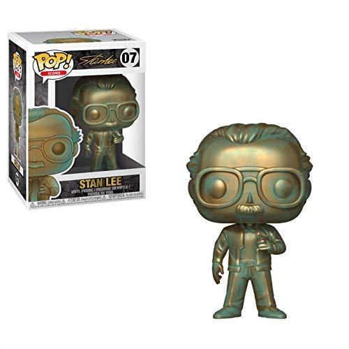 Amazon: Funko POP! Stan Lee Patina - Figura de vinilo