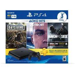 Elektra: Consola PS4 Hits Bundle 5 PayPal y citibanamex (agregando algo más HSBC: $4249 Banorte: $3499 ) + cupón de $300