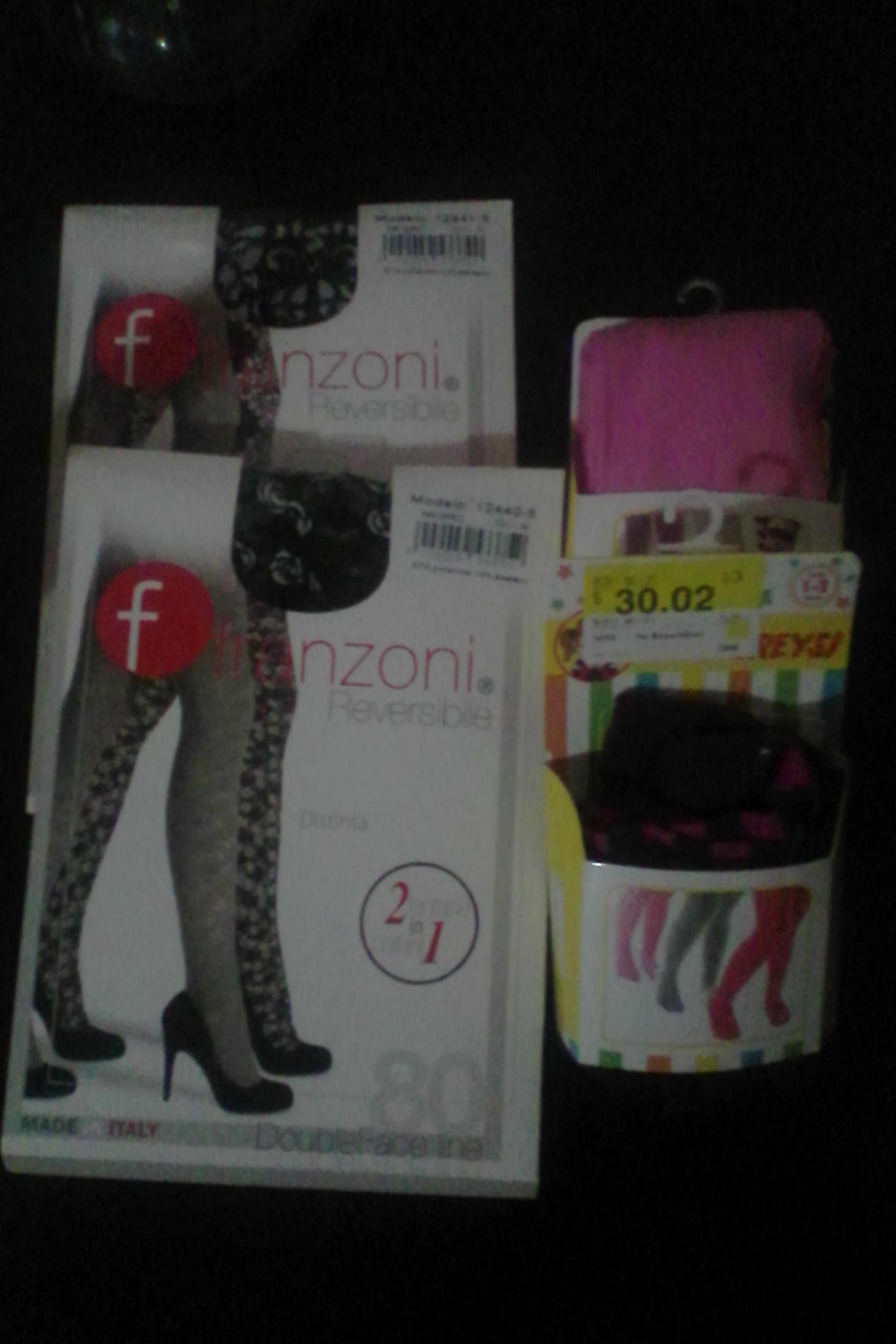 Walmart Cuemanco: pantimedias p/dama de $98 a $10.01 y mallas p/bebé