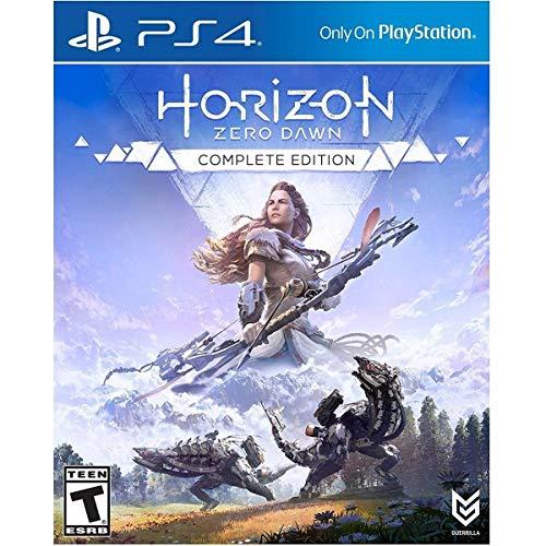 Amazon: Horizon Zero Dawn Complete Edition para PS4