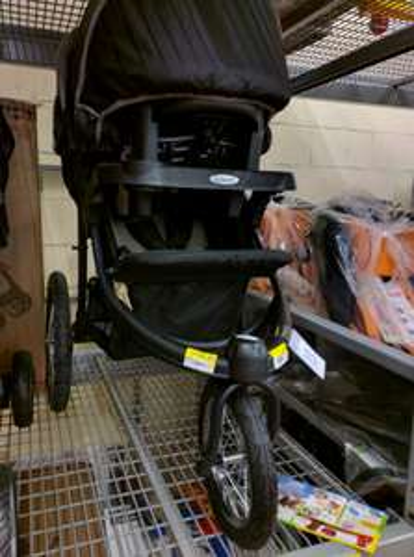 Walmart Jiutepec: Carriola Prinsel Fox Air 4 en 1 $2,398