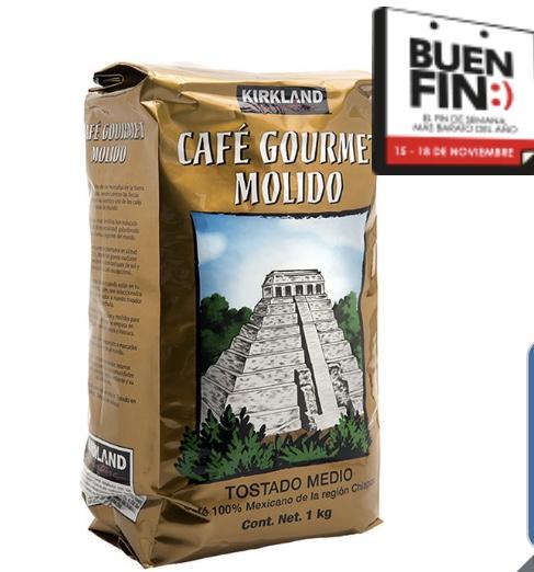 Costco: Kirkland café molido Chiapas