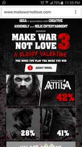 Steam: Make War Not Love 3 [Descuentos + Evento] + juegos gratis