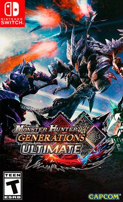 Mixup: Monster Hunter Generations - Ultimate Edition - Nintendo Switch