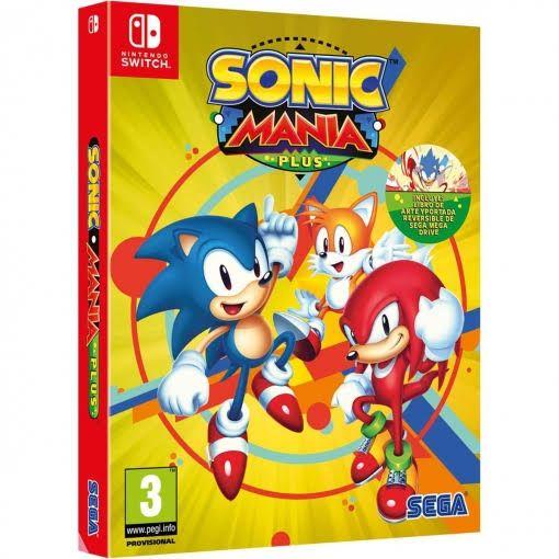 Gamecool: Sonic Manía Plus para Nintendo Switch