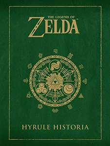 Amazon: Hyrule Historia EN ESPAÑOL.