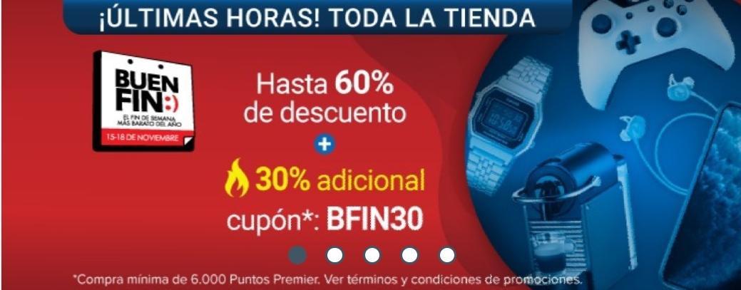 Club Premier: Hasta 60% de descuento + 30% adicional con cupón