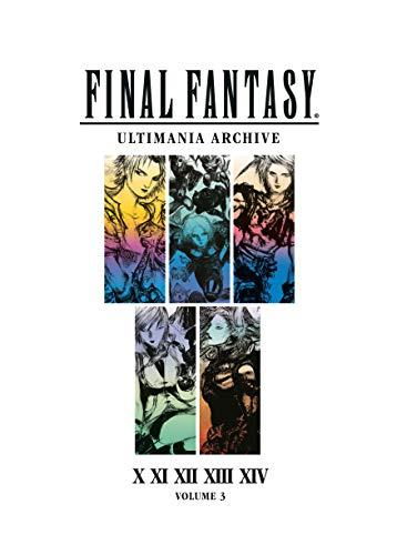 Amazon: Final Fantasy Ultimania Archive Volume 3