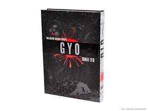 Amazon: GYO edición deluxe, en inglés.