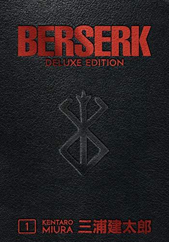 Amazon: Berserk DELUXE tomo 1 y 2, precio para cada uno, en inglés