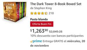 Amazon: The Dark Tower - Stephen King