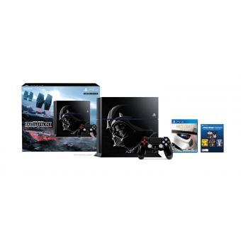 Linio: PlayStation 4 Edición Star Wars Battlefront 500Gb OPEN BOX a $7,750