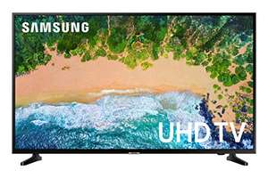 Amazon: Samsung Pantalla 65¨ UHD 4K Smart TV UN65NU7090FXZX (2019) con BANORTE DIGITAL