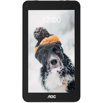 """Linio: Tablet 7"""" AOC 1 GB Ram 8 GB Interna (Pagando con Paypal 15% descto)"""