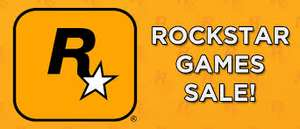Playstation Store: Rockstar Games Sale