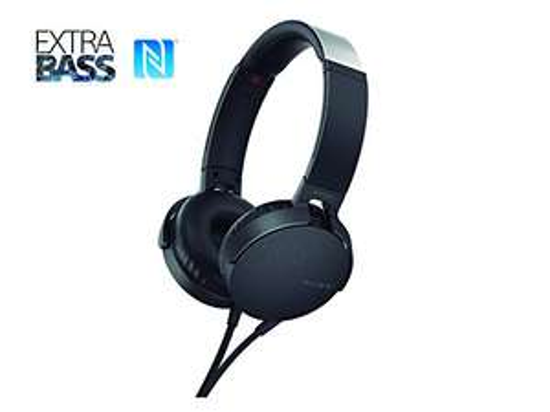 Amazon: Sony Audífonos EXTRA BASS - XB550APB