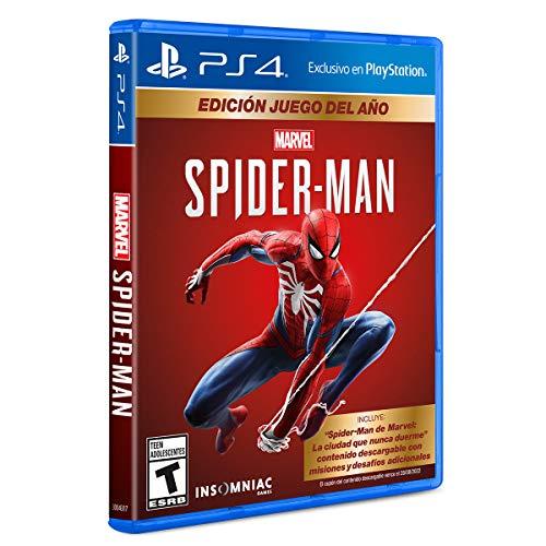 Amazon: SPIDERMAN PS4 GOTY