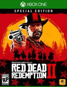 Amazon: Red Dead Redemption 2 Special Edition XBOX ONE (Con Amazon recargable)