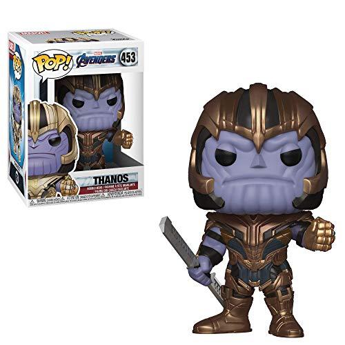 Amazon: Funko Pop Avengers Endgame, Varios Modelos en menos de 200 pesos.