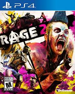 Amazon MX: Rage 2 para Playstation 4 aplica PRIME