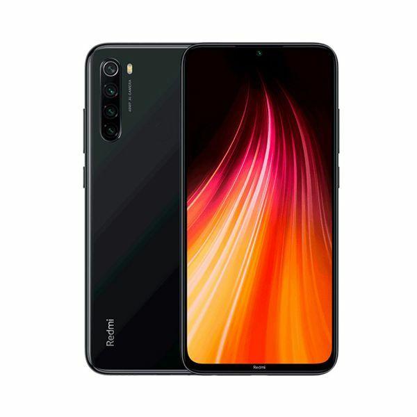 Doto: Xiaomi Redmi Note 8 Negro 128Gb/4Gb Ram