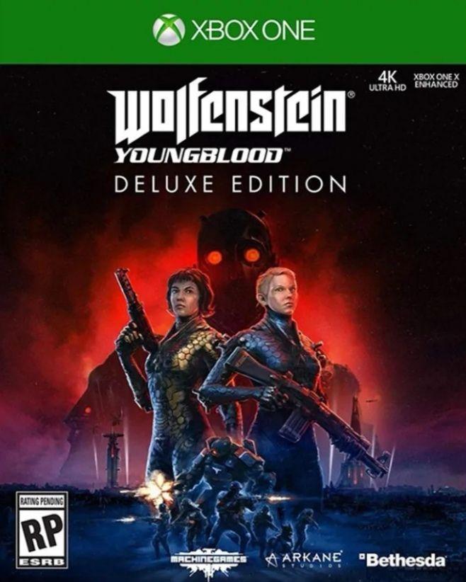 Walmart: Wolfenstein Youngblood Deluxe Edition - Xbox One