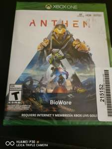 Coppel: Anthem xbox one