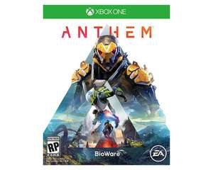 Coppel: Anthem para Xbox One y PS4 a $119 pesitos.