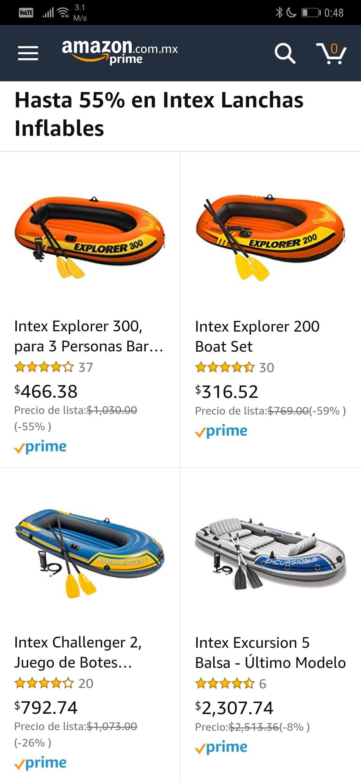 Lancha inflable para niño $207 pesos aplica prime