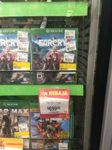 Walmart Nativitas: Far Cry 4 para Xbox One a $699