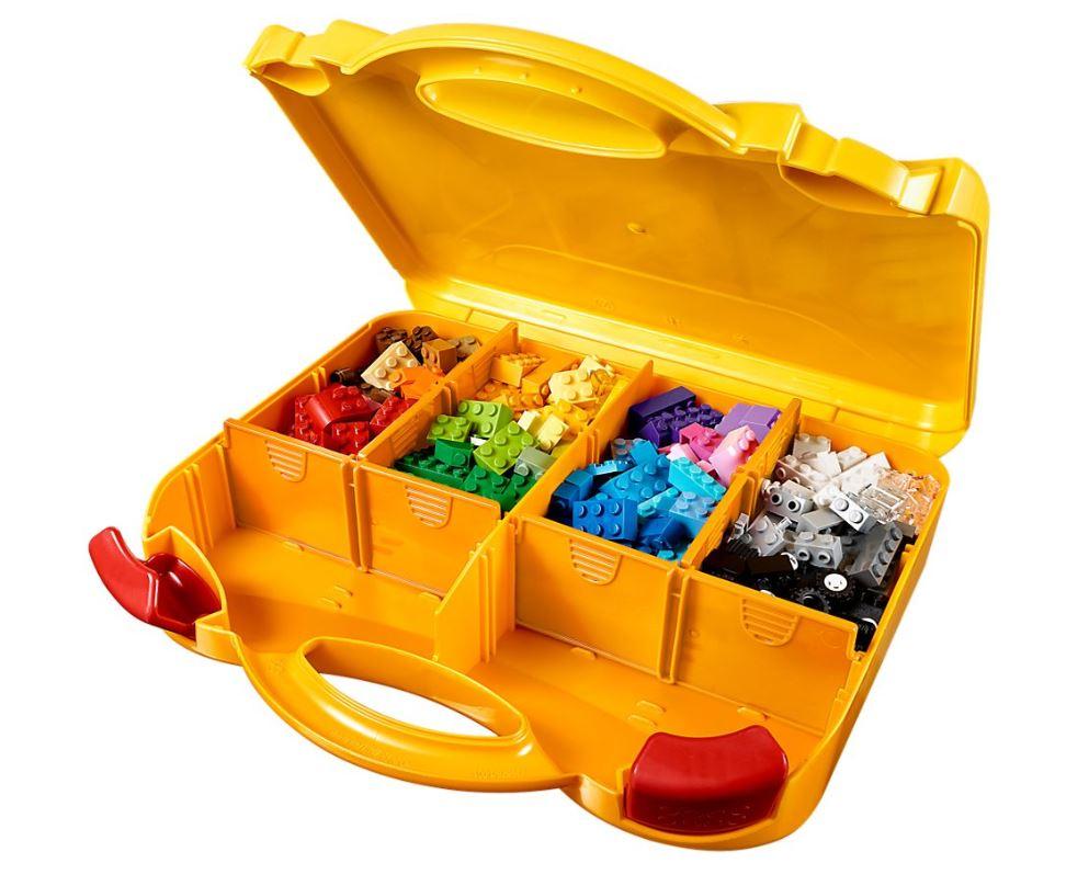 Elektra: Maletín creativo Lego Classic 10713 + envío gratis