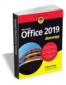 Libro Office 2019 for Dummies GRATIS