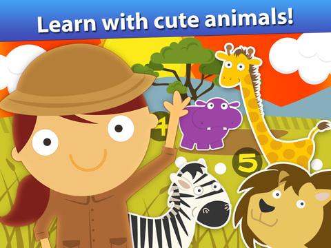 Animal Math Juego para Niños y Las maravillas de la Gramática. Gratis por tiempo limitado. APPSTORE