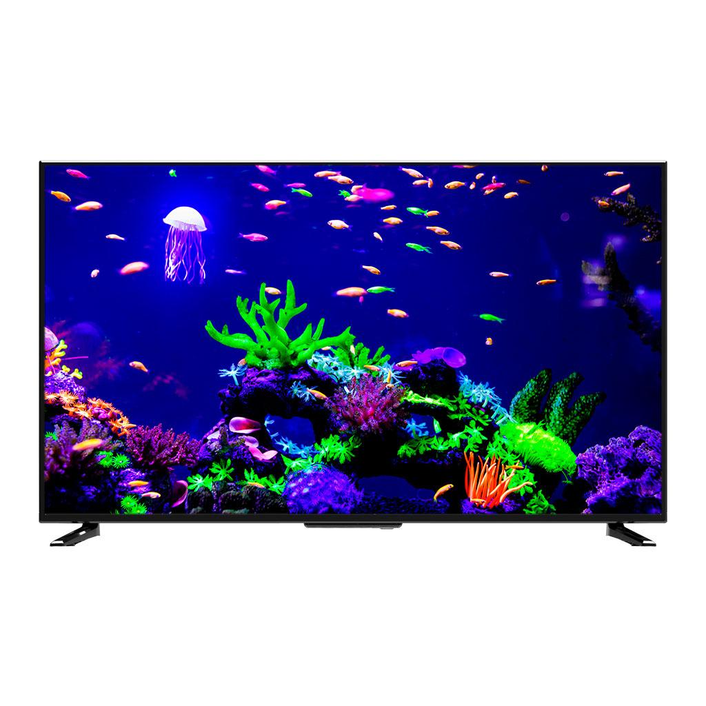 """Soriana: Pantalla Vios 55"""" 4K UHD LED Smart TV android (pagando con Citibanamex)"""