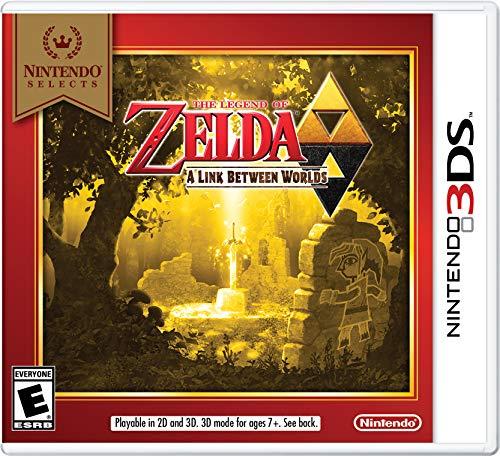 Amazon MX: The Legend of Zelda: A Link Between Worlds para Nintendo 3DS aplica PRIME