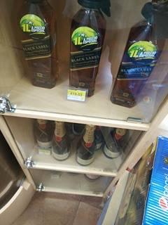 Walmart: Johnny Walker Black Label de 1 Litro a $419