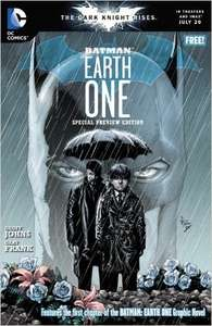 Amazon MX: Libro Batman: Earth One Special Preview Edition gratis.