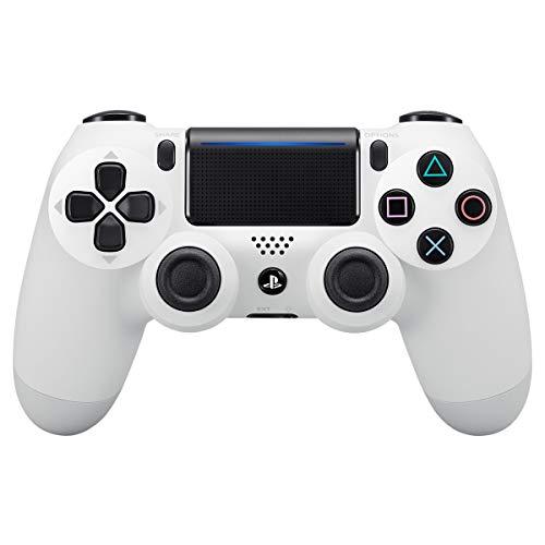 Amazon: Control Inalámbrico DualShock 4 - Glaciar White