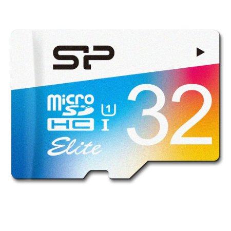Amazon: Tarjeta MicroSD Silicon Power clase 10 de 32Gb a $184
