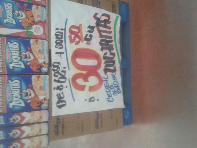 Mercado Soriana: Zucaritas Kellogs 850grs a $30