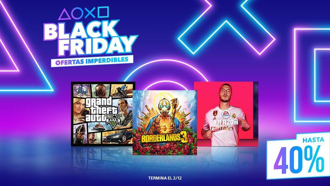 Venta de Black Friday de PlayStation Store