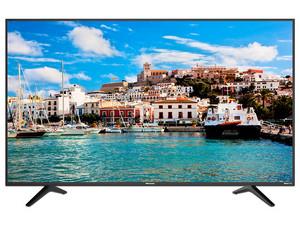 "Pcel: Televisión Hisense LED Roku TV de 60"" 4K"