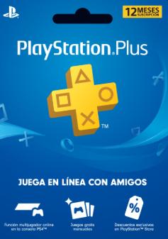 Claners: Membresía PlayStation Plus de 12 Meses - Black Friday 2019 (CUENTAS DE USA y MX)