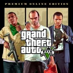 Playstation Store: Grand Theft Auto V Premium Online Edition para PS4