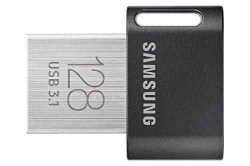 Amazon Memoria USB Samsung Fit Plus, Unidad Flash con 128 GB