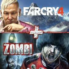 PlayStation Store: Far Cry 4 + Zombi Bundle a USD $19.99