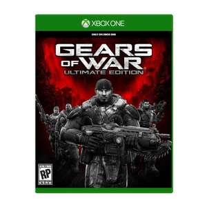 Amazon MX: Gears of War Ultimate a $599, con VISA a $539.10