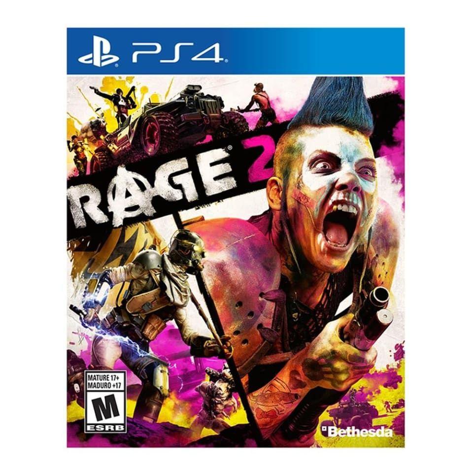 Walmart en línea: Rage 2 para PS4